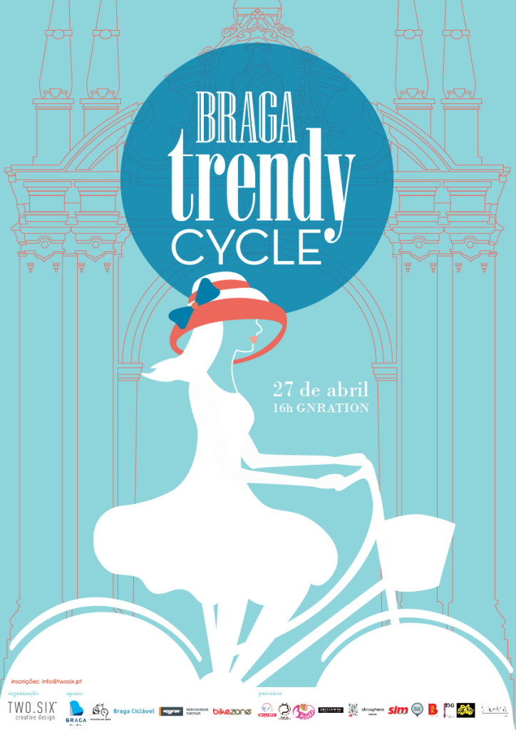 Cartaz Braga Trendy Cycle