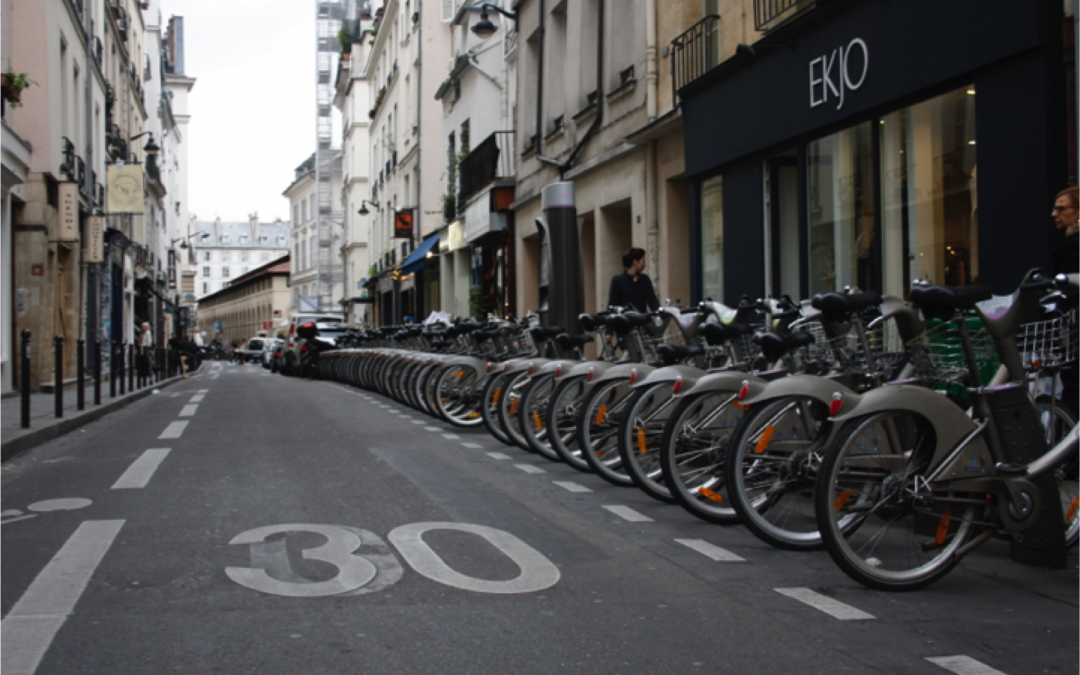 Bike Sharing em Braga, a aposta no futuro