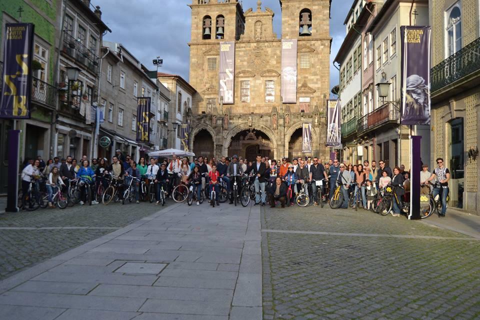 II Braga Cycle Chic desafia bracarenses a pedalar com estilo
