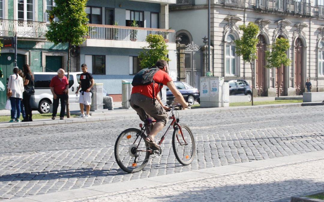 3 ideias erradas sobre a bicicleta na estrada
