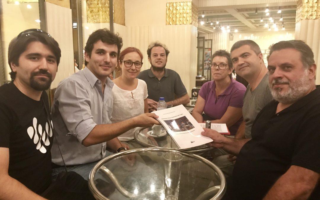 Braga Ciclável reuniu com Nós Cidadãos