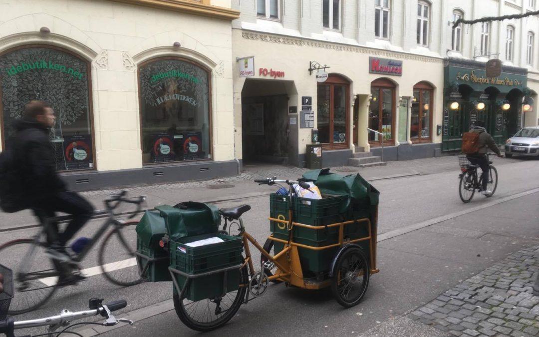 Bracarenses no mundo: a pedalar em Aarhus – Capital Europeia da Cultura 2018