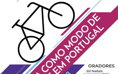 """Debate """"A bicicleta como modo de transporte em Portugal"""""""