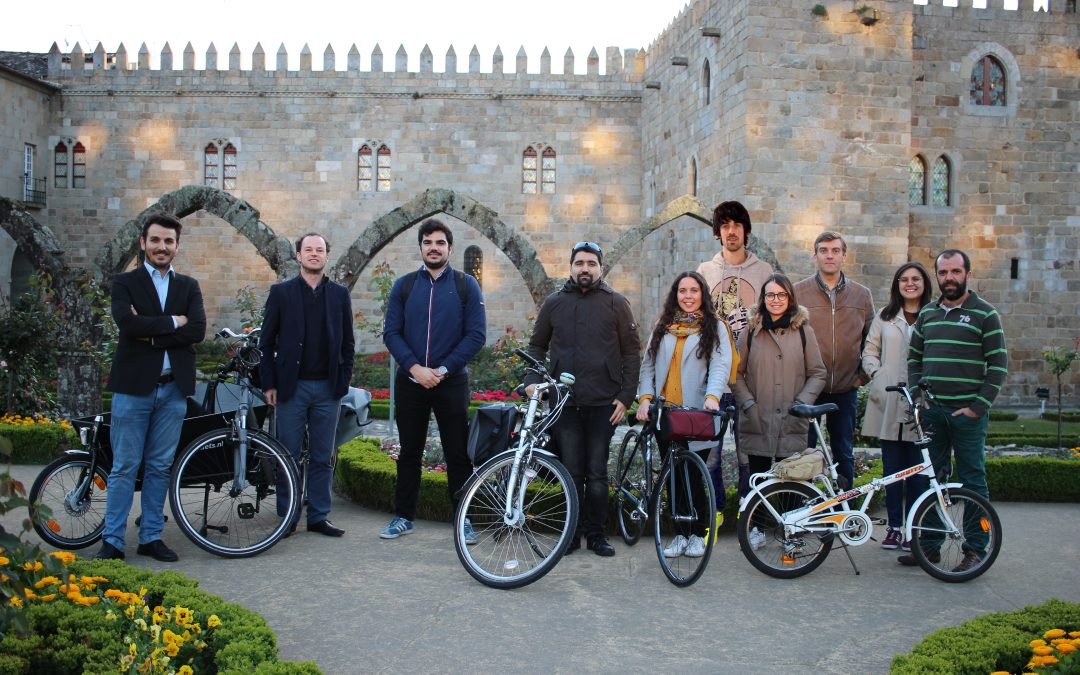 Novos Órgãos Sociais da Braga Ciclável tomaram posse