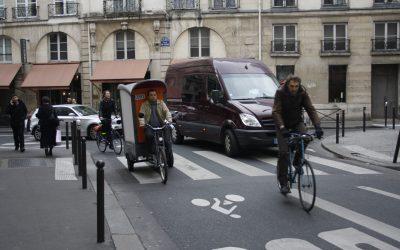 Logística nas cidades: A bicicleta como parte de uma solução participada