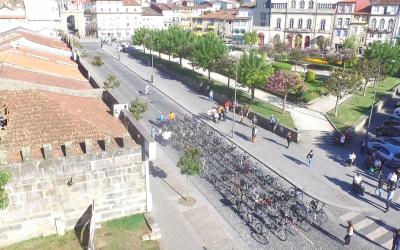 Bike Friendly Index coloca Braga em 41º lugar entre os municípios portugueses