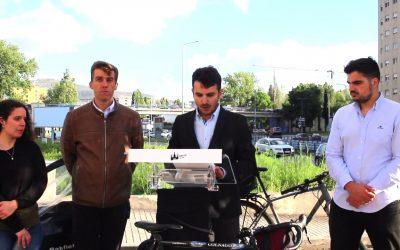 """Conferência de Imprensa """"A mobilidade em Bicicleta em Braga"""""""