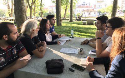 Bloco de Esquerda reuniu com a Braga Ciclável