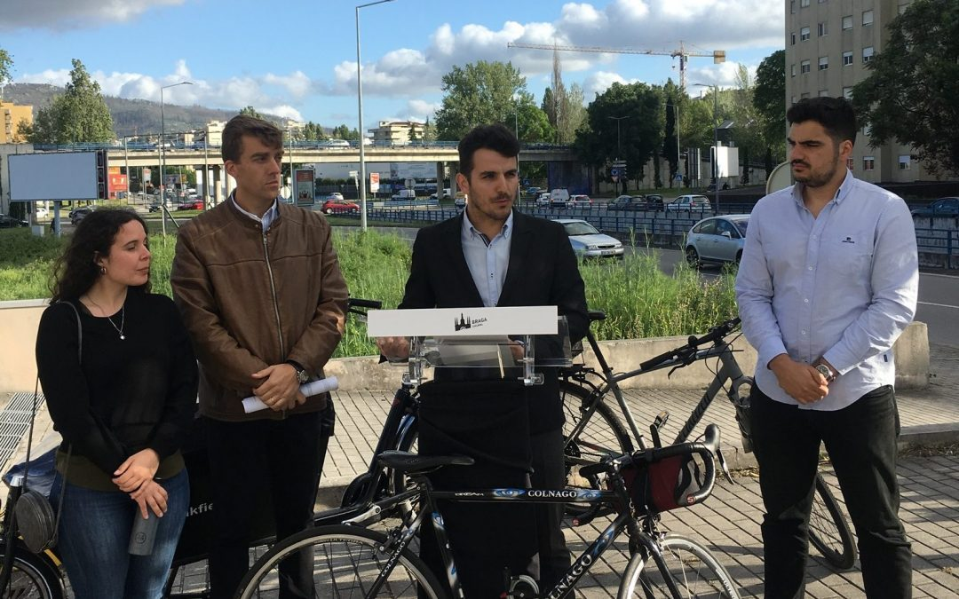 A mobilidade em Bicicleta em Braga