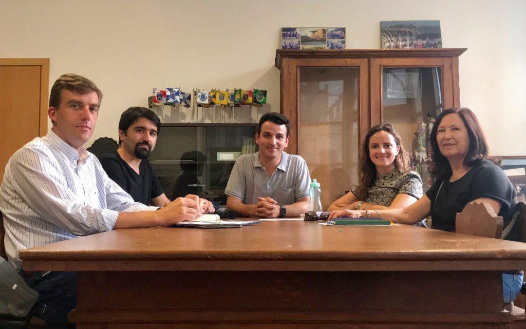 Braga Ciclável reuniu com distrital do PAN