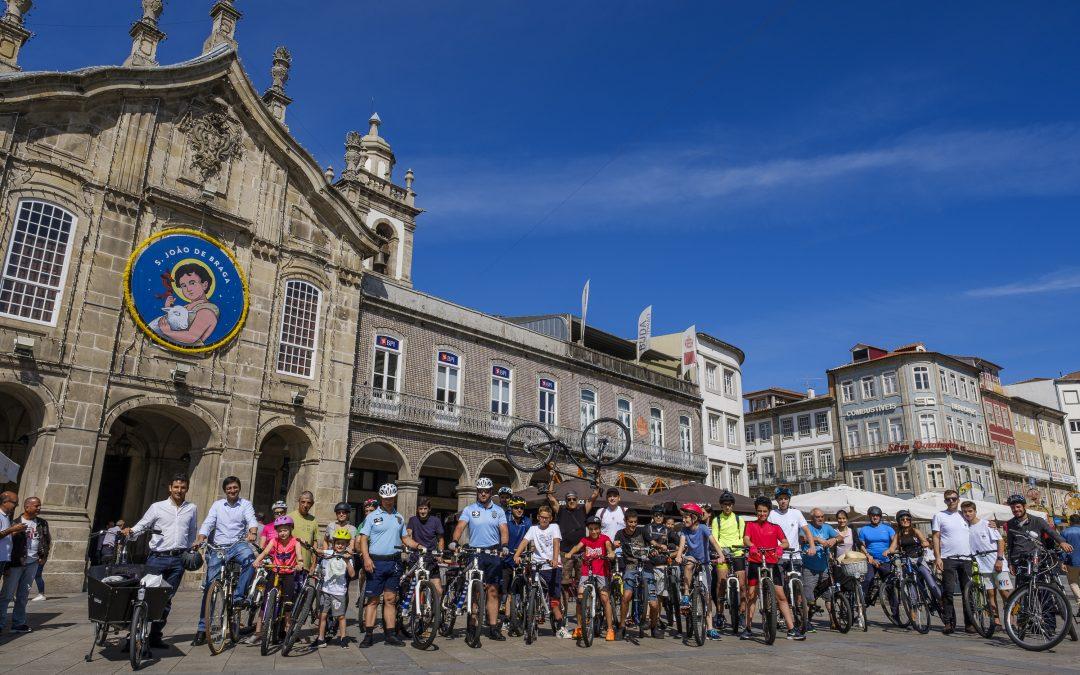 Ciclo Passeio Solidário de São João