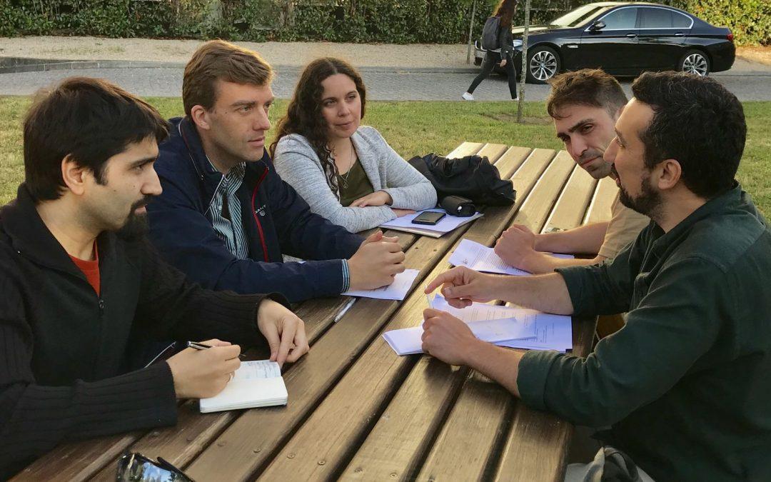 Braga Ciclável reuniu com concelhia da CDU