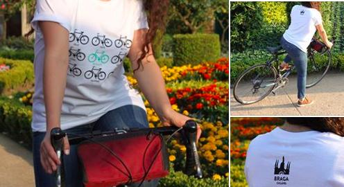 T-Shirts Bicicleta