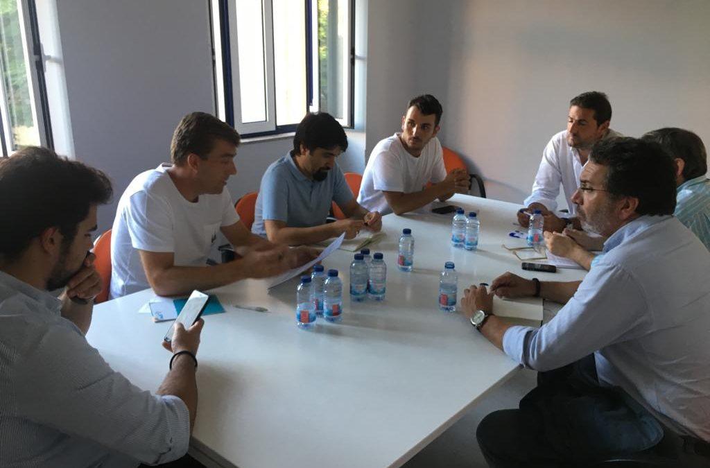 Braga Ciclável reuniu com PSD