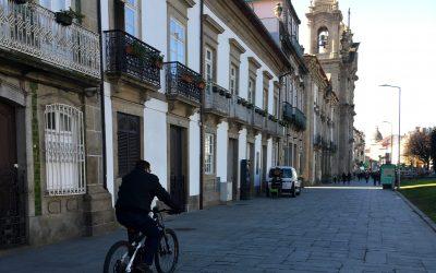 """Tertúlia """"Braga tem Pedalada? Com a Braga Ciclável"""" @ Casa do Professor"""