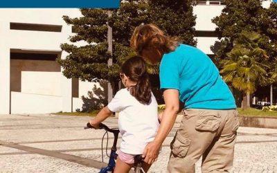 5.10.2019 – Aulas de Iniciação à Bicicleta e Cicloficina na Praça da Justiça