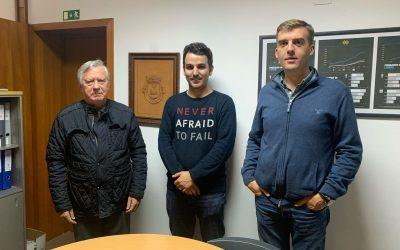 Braga Ciclável reune com UF de Lomar e Arcos