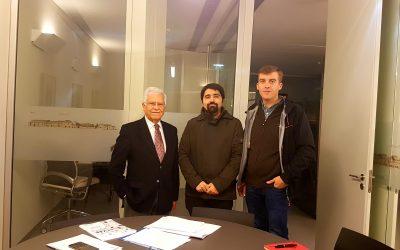 Braga Ciclável reune com UF de S. José de S. Lázaro e de S. João do Souto