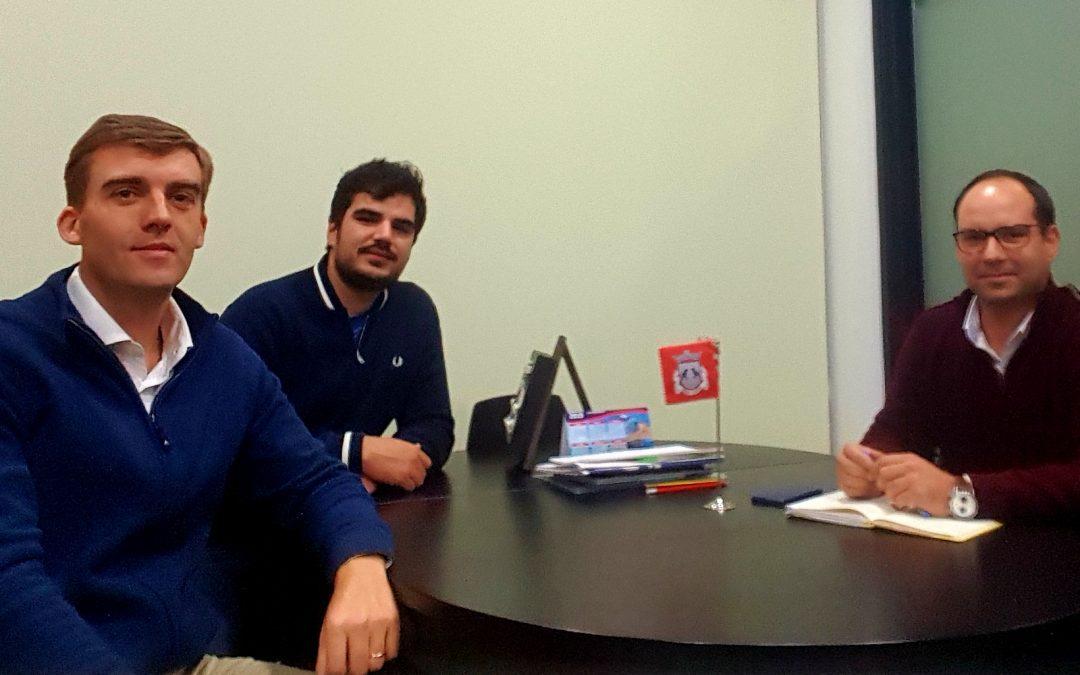Braga Ciclável reune com a Junta de Freguesia de São Vicente