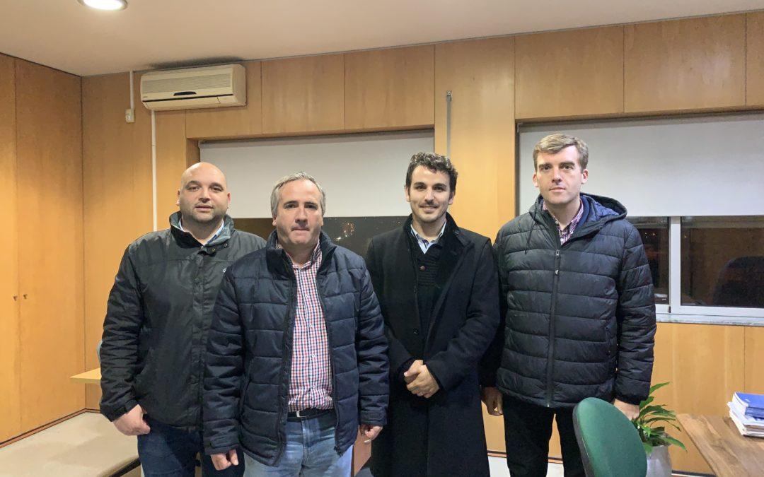 Braga Ciclável reuniu com Junta de Freguesia de Gualtar