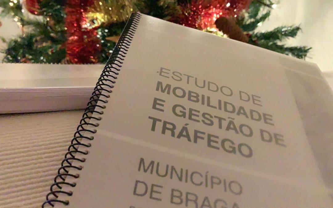 Análise do Estudo de Mobilidade e Gestão de Tráfego pela Braga Ciclável