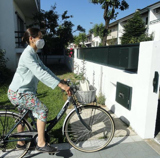 Mobilidade limpa integrada no cuidado da Casa Comum