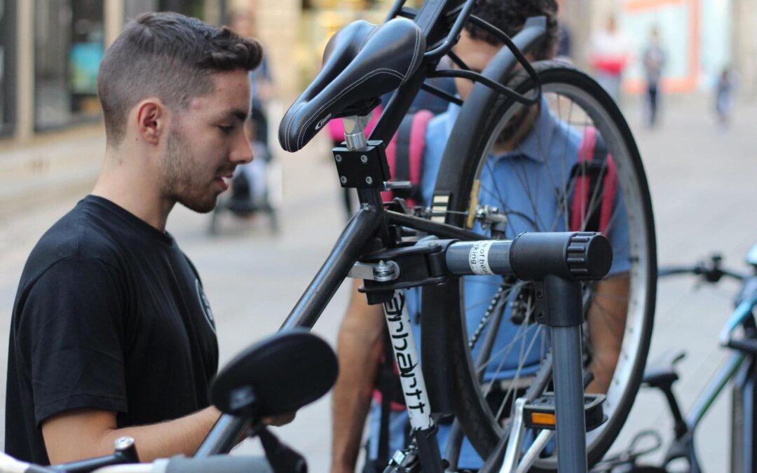 São Victor cria Banco de Doação de Bicicletas